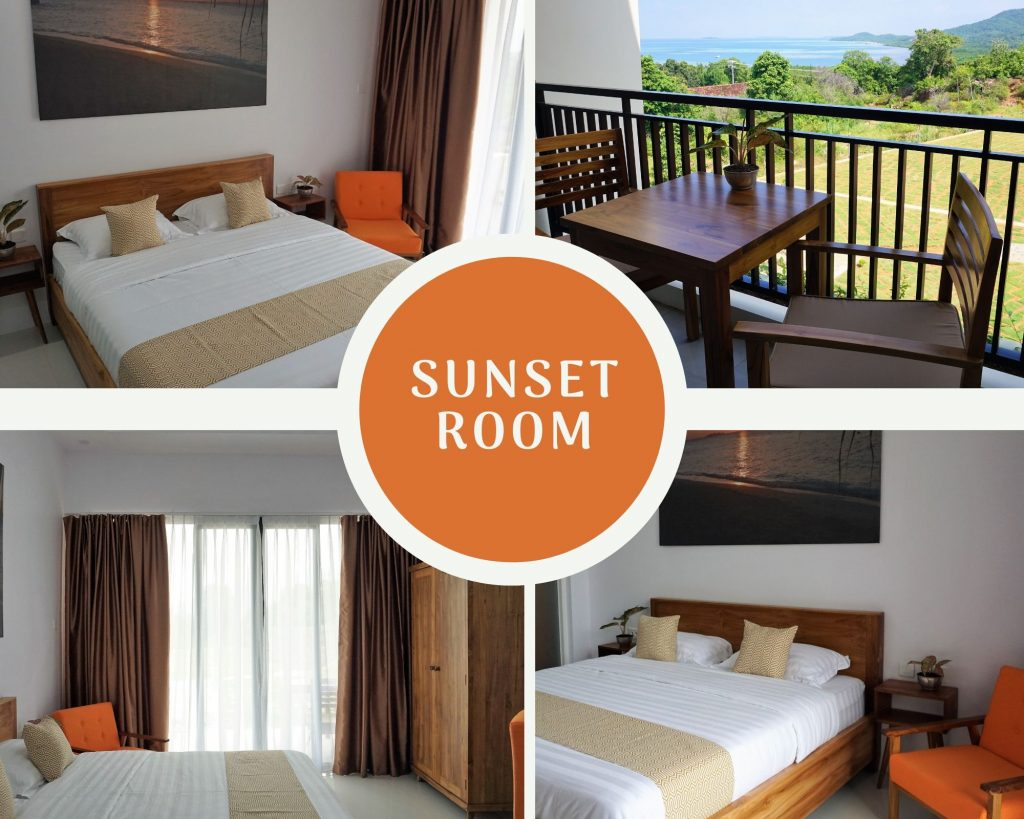 Sunset room Karimunjawa